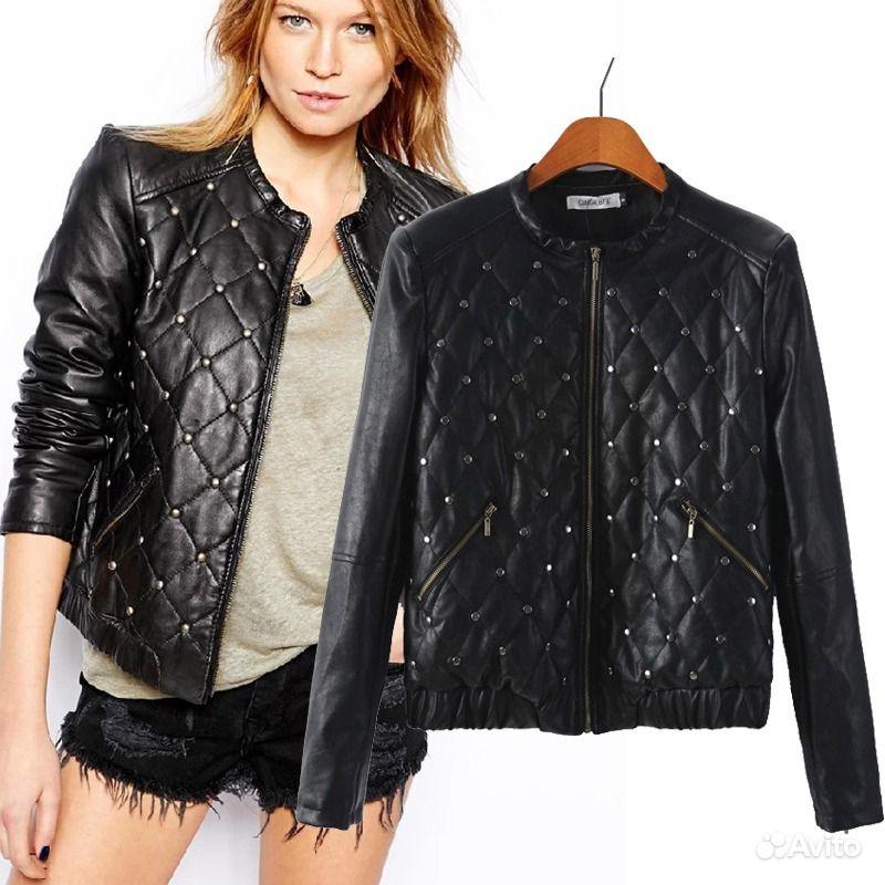 Купить Женскую Кожаную Куртку Весна 2015