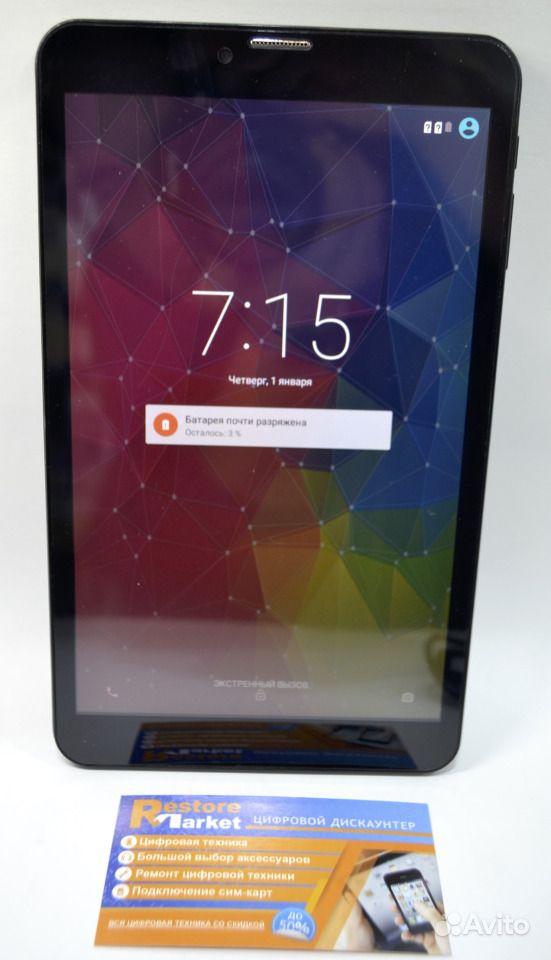 8 Планшет Roverpad Pro Q8 8Gb 3G LTE Black. Красноярский край,  Красноярск