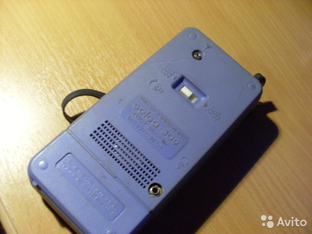 Радиоприёмник selga-309
