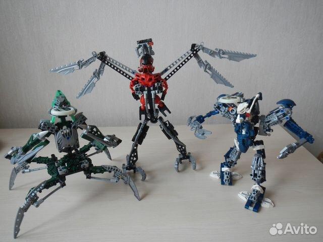 Lego Bionicle/Лего Бионикл 4
