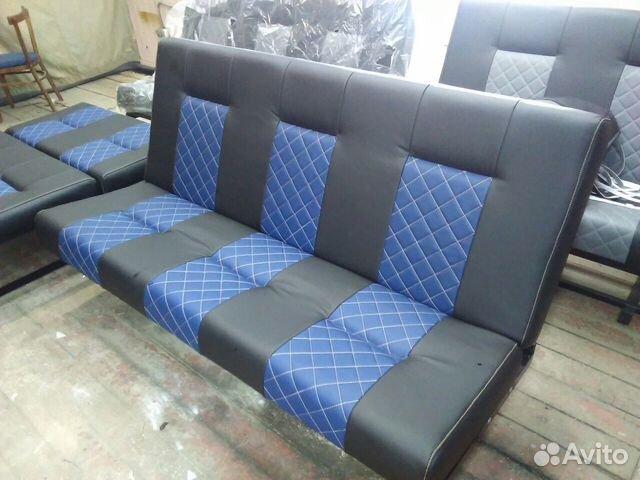Сделать своими руками диван в микроавтобус