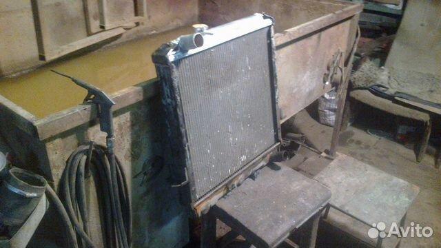Ремонт радиаторов, пайка радиаторов, шомпаление 89523220176 купить 1