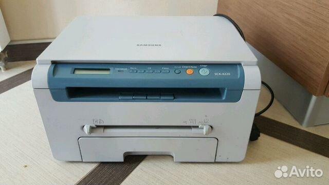 Ремонт принтера scx-4220 видео