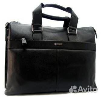 Мужская кожаная сумка Prada Мужские сумки   Festima.Ru - Мониторинг ... 58e334130d6