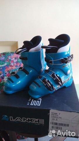 Горнолыжные ботинки детские (для горных лыж ) 89139759931 купить 1