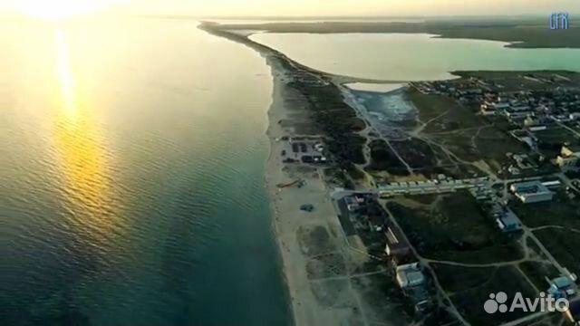 Участок в Мецовон на берегу моря