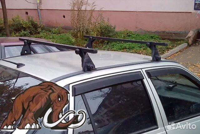 Багажник для дэу нексия своими руками 918