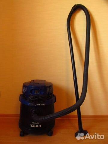 Моющий Пылесос Ровента Турбо Булли 6 В 1 Инструкция - фото 8