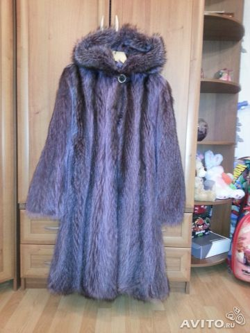 В продаже Шуба из енота по лучшей цене c фотографиями и описанием, продаю в Москва - Шуба из енота в разделе Одежда