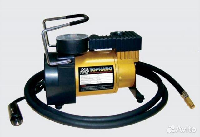 Автомобильный компрессор Tornado АС-580 - фото 3