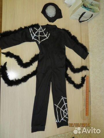 Костюмы паука для мальчика своими руками 82