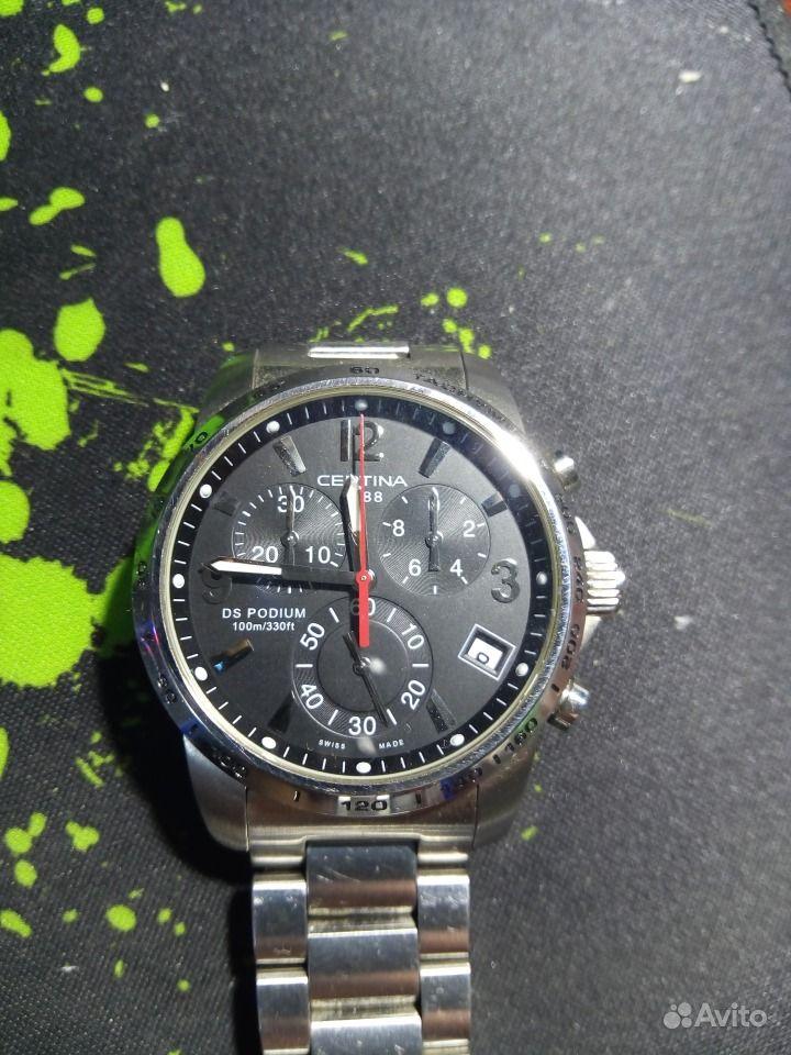 fc410b42ae0c Швейцарские часы Certina DS Podium   Festima.Ru - Мониторинг объявлений