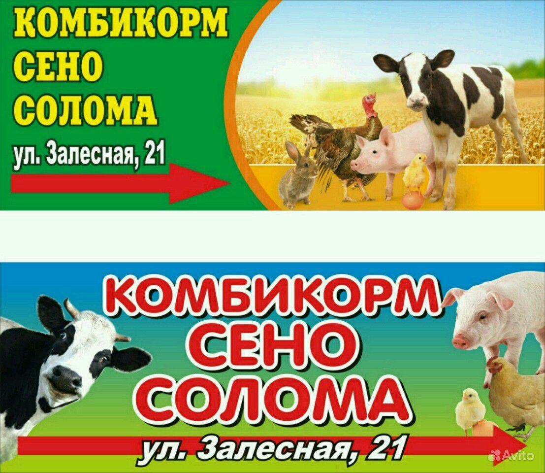 Корма для с/х животных и птицы в Канске - фотография № 4