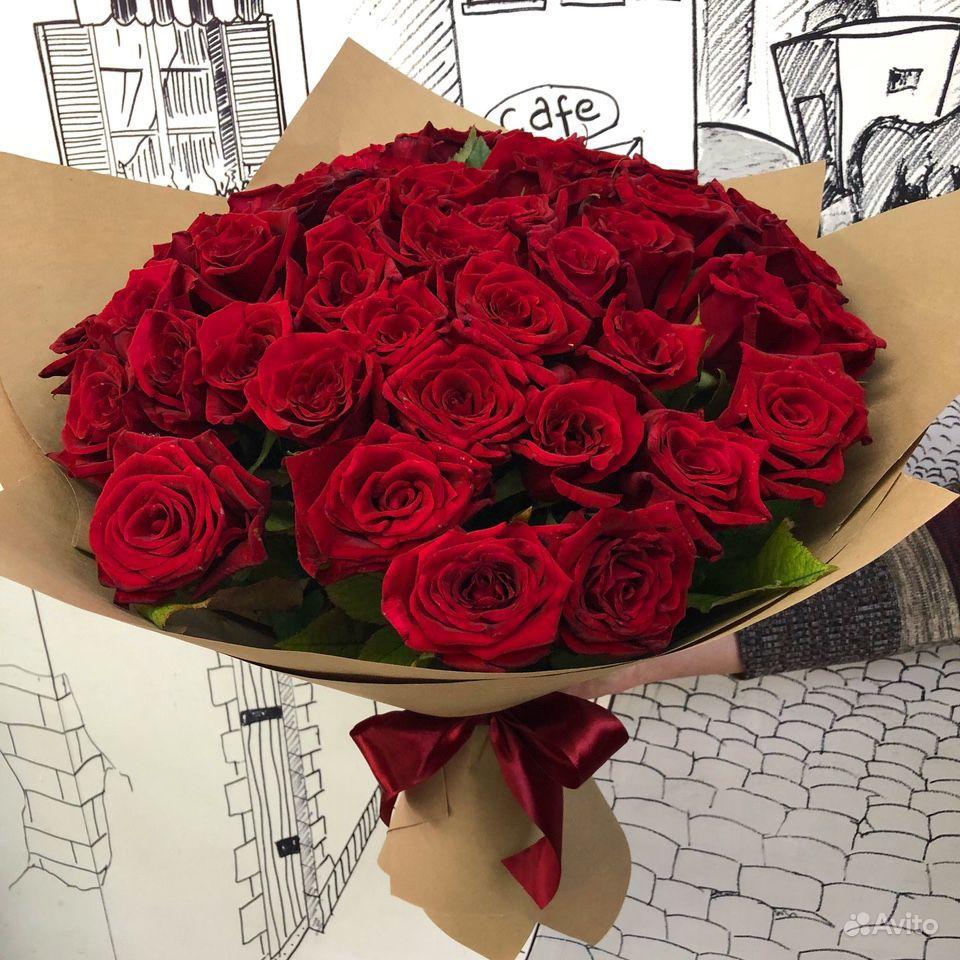 51 роза купить на Зозу.ру - фотография № 1