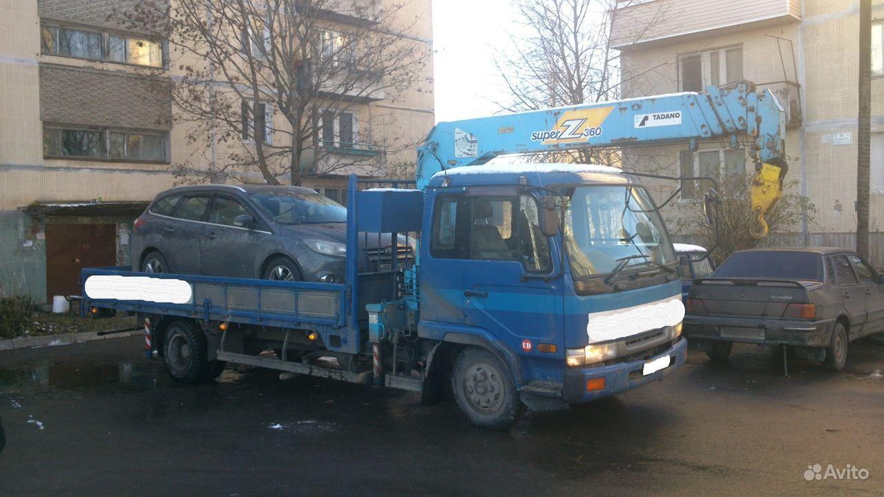 Автовышка, манипулятор, эвакуатор купить на Вуёк.ру - фотография № 3