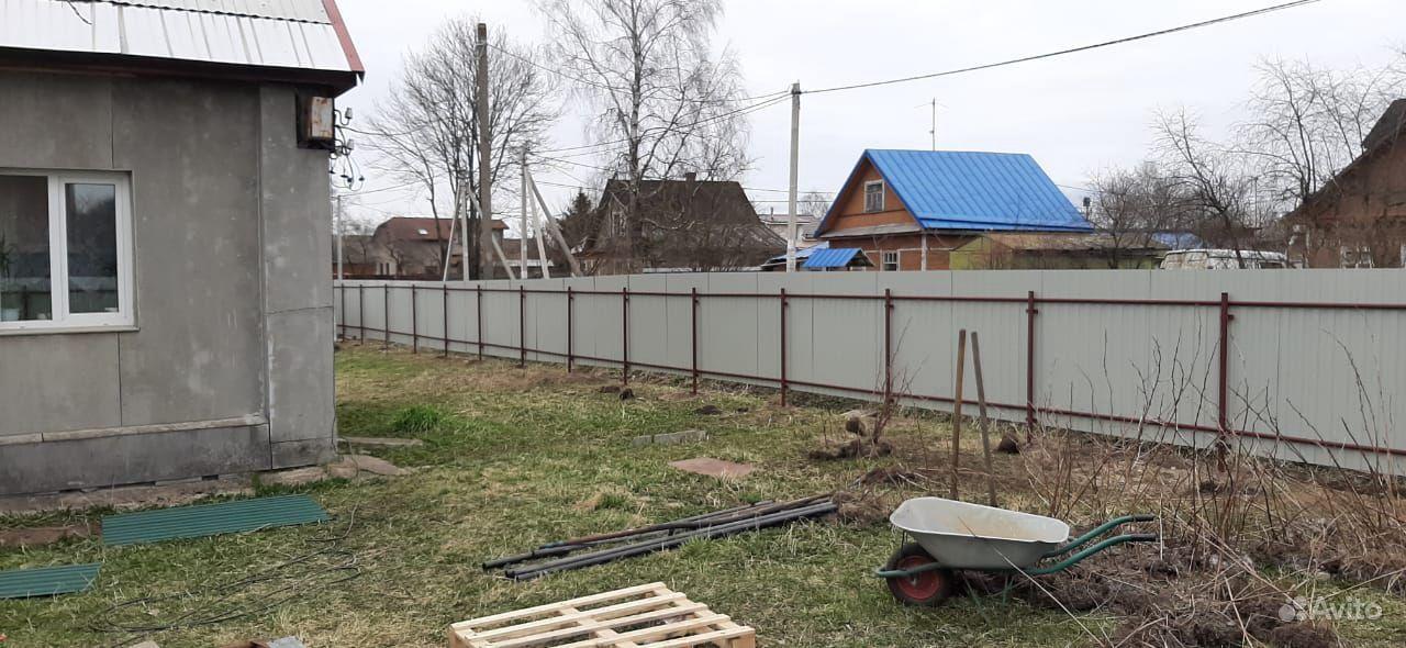 Монтаж и установка заборов купить на Вуёк.ру - фотография № 9