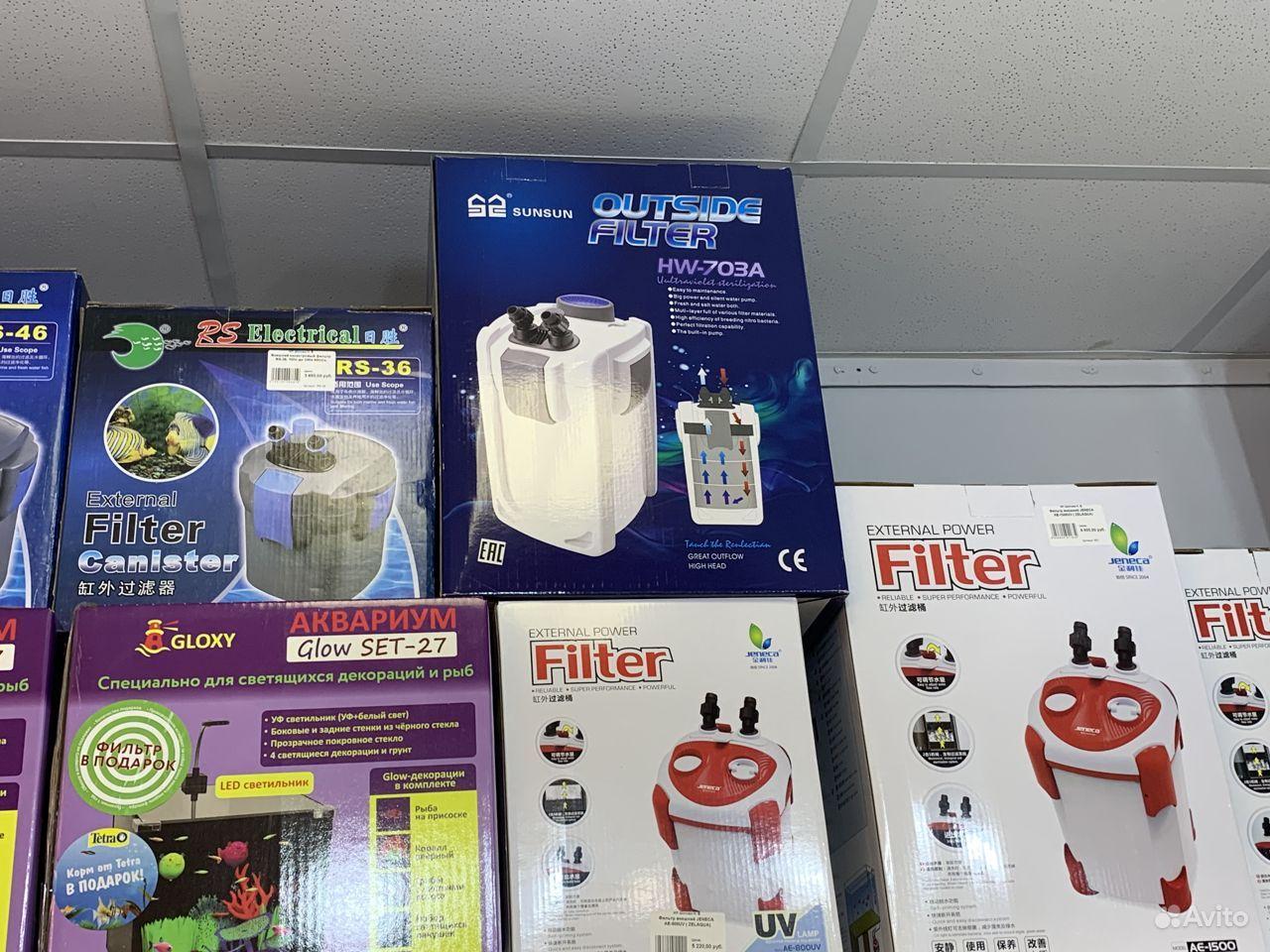 Фильтр внешний sunsun HW-703A до 500 л купить на Зозу.ру - фотография № 8