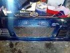 Бампер Mazda premacy cr3w