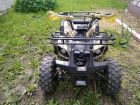Квадроцикл мотоленд фокс 125