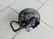 Главный тормозной цилиндр на Audi A6