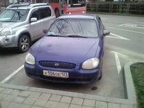 Hyundai Sonata, 2001 г., Краснодар