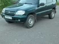 Chevrolet Niva, 2005 г., Ярославль