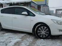 Opel Astra, 2010 г., Москва