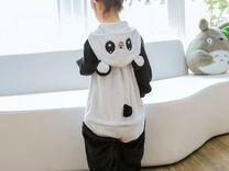 Кигуруми Веселая детская панда XS (рост 95-105см) f0899e1f31aa6