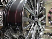 Новые литые диски R17 5x114.3 Toyota Replica