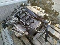 Двигатель 2.0 fsi Фольксваген Джетта 5 BVY