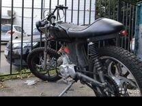 Мопед Альфа — Мотоциклы и мототехника в Москве