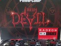 Видеокарта PowerColor Red Devil Radeon RX 570 4GB