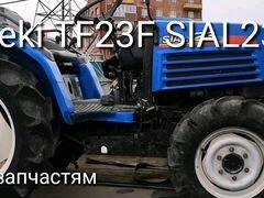 Двигатель iseki e3ad1 turbo - Транспорт, Запчасти и