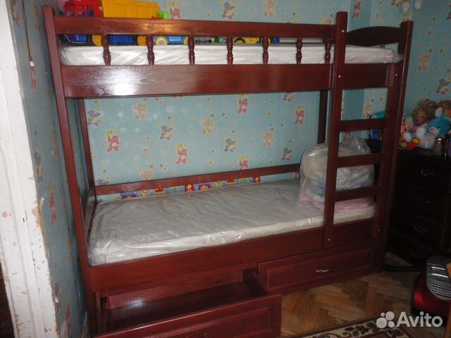 авито апрелевка кровати для ребенка ХОТИТЕ ЧТОБ