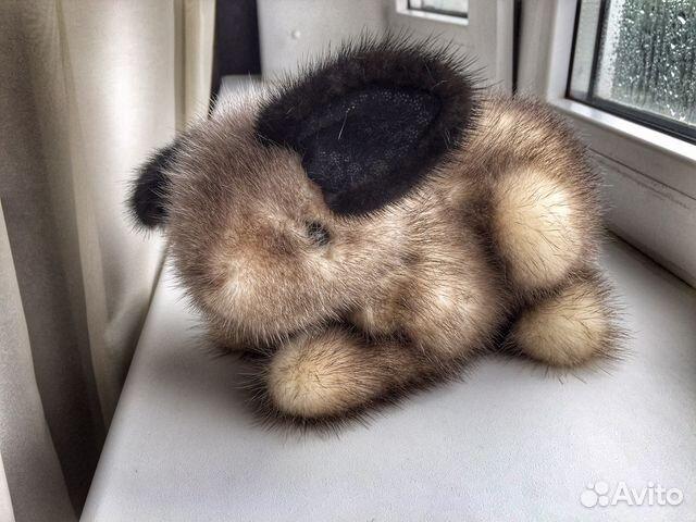 Меховые игрушки из натурального меха норки купить в Москве на ZA93