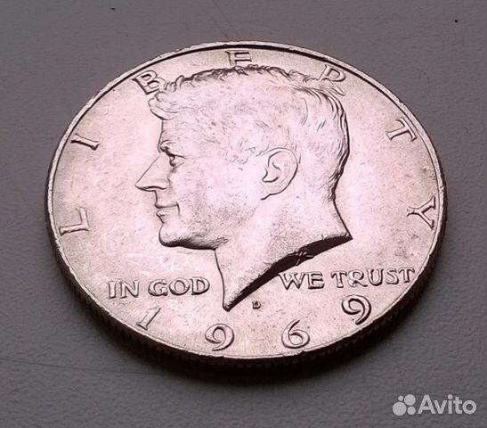 Пол доллара с кеннеди редкие монеты 1 рубль 2005