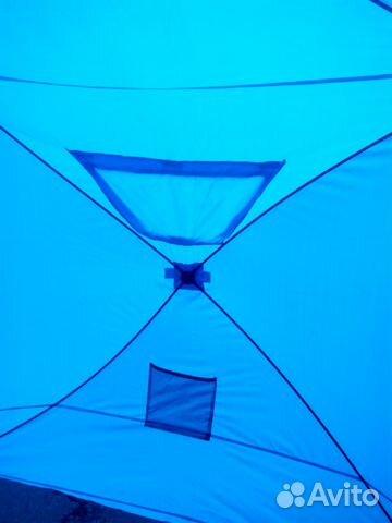 палатки куб фото