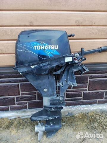 купить лодочный мотор тохатсу 9.8 в кемерово