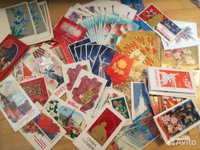 Игры с почтовыми открытками