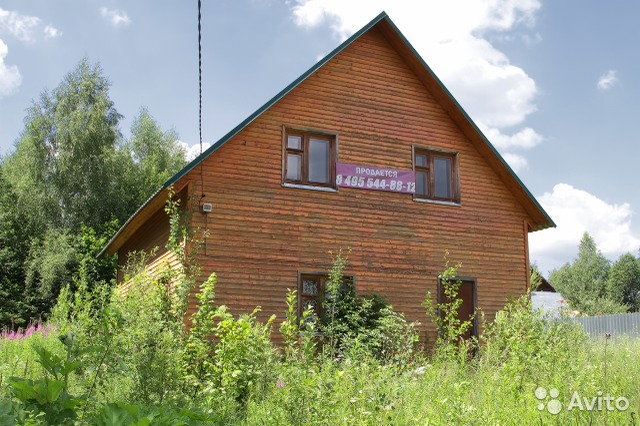 Купить дом дачу в волоколамске от собственника