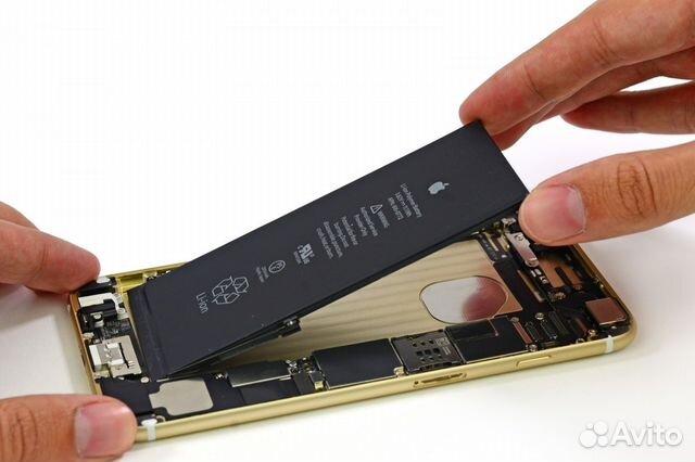 замена батареи iphone 5s калининград