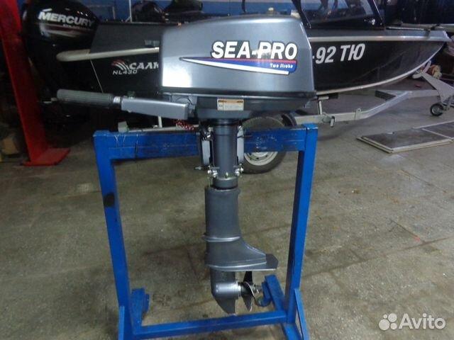 лодочный мотор sea-pro купить тюмень