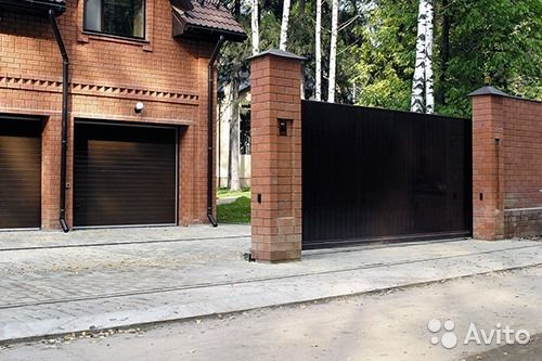 купить ворота для гаража в нижнем новгороде бу