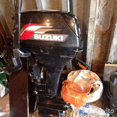 лодочный мотор сузуки купить воронеж