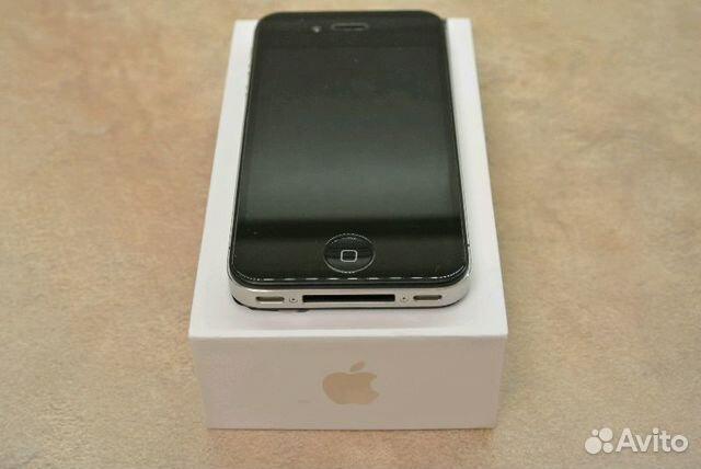 Продам iphone 4s 8gb black