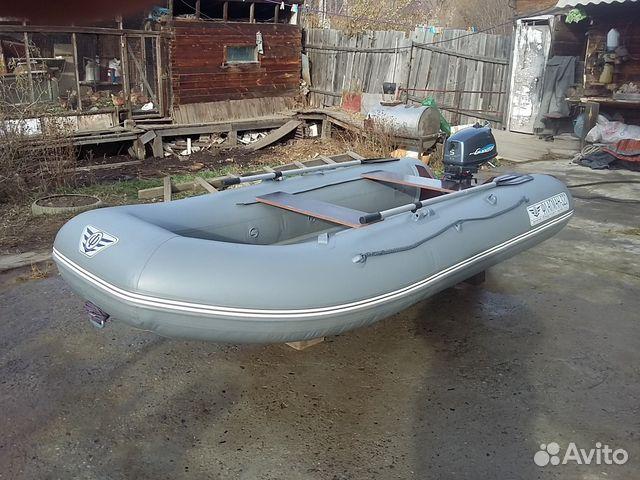продажа моторных лодок на авито в иркутской области