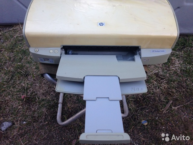 HP DESKJET 5443 PRINTER DRIVERS FOR WINDOWS MAC