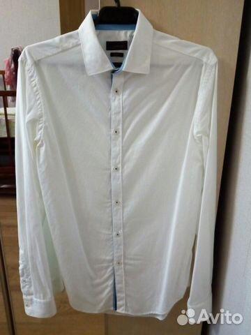 d704b414e44b28b Мужская рубашка фирмы Зара купить в Нижегородской области на Avito ...