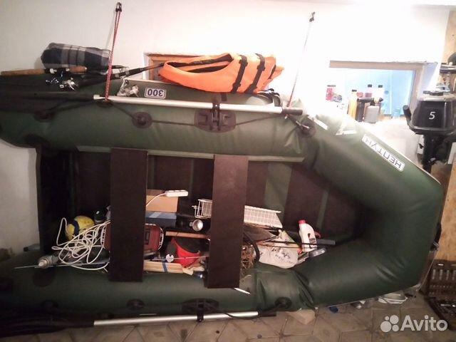 лодки пвх нептун моторно-гребные лодки