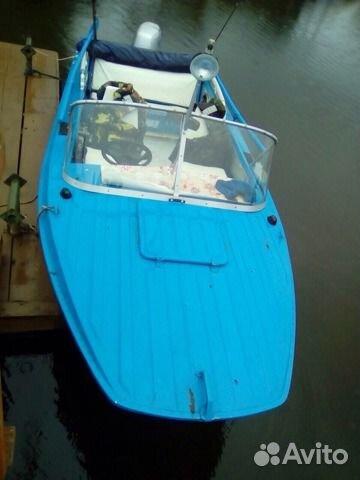 лодка казанка в заводском